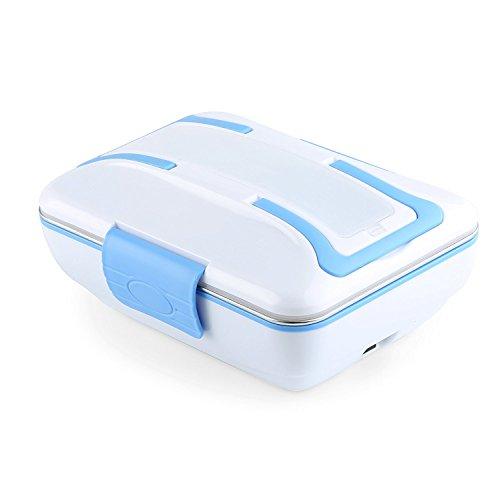 tayama ehb-304Calefacción Eléctrica Caja de almuerzo calentador de alimentos, tamaño mediano), color…