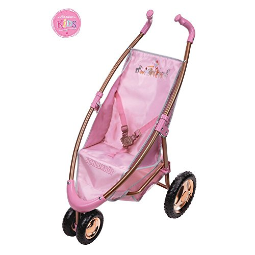 Fantastic Prices! Schildkröt 646401019 – Modern Kids Dolls Pushchair to 50 cm