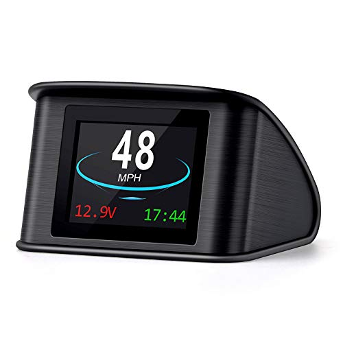 Heads Up Display for Cars Digital Speedometer GPS Mini Car