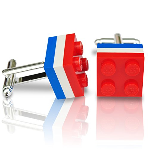 LEGO® placa Gemelos rojo