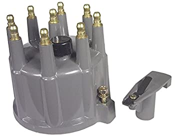 WVE by NTK 3D1090A Distributor Cap and Rotor Kit 1 Pack