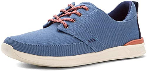Reef Rover Low - Damen - Light Blue - 37, Damen, blau (Light/Blue), 7 B(M) US