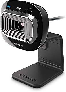 Microsoft LifeCam HD-3000 720p HD Webcam - Black [T3H-00004]