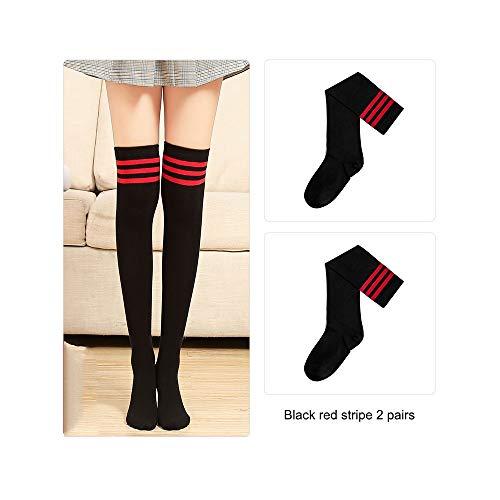 Duurzame Women's zachte sokken Sneakers for vrouwen |Zwarte zachte sokken, perfect for op reis, Wandelen, Zwangerschap, Arbeid en Sport