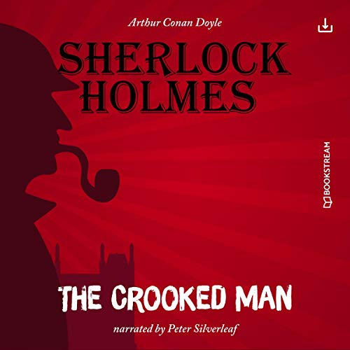 The Crooked Man  By  cover art