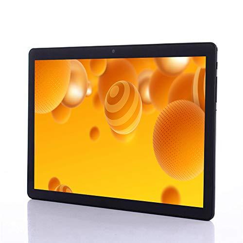 "Tablet de 10 Pulgadas Octa-Core Processor Android 9.0, 3G Phone Call Dual SIM ,RAM de 4GB, ROM de 64GB,10.1"" IPS HD Tablets PC,Bluetooth WiFi Google Play(Black)"