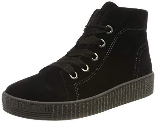 Gabor Shoes Damen Jollys Stiefeletten, Schwarz Schwarz Anthrazit 17, 42 EU