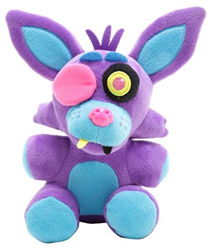Plush: Five Nights at Freddy's: Foxy Blacklight