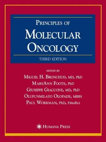 Principles of Molecular Oncology (2007-11-30)