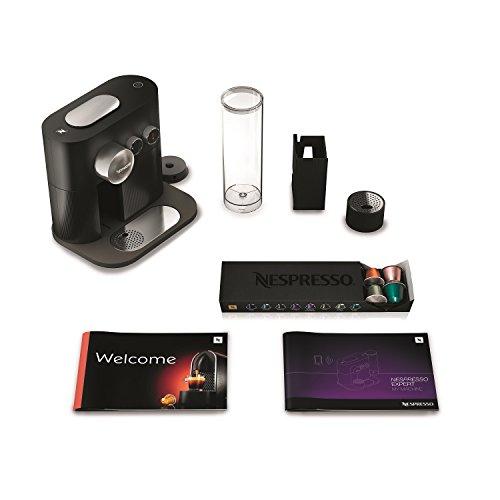 Breville-Nespresso USA BEC750BLK Nespresso Expert by Breville with Aeroccino3, Black Espresso & Coffee Maker,
