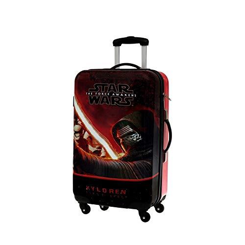 4641551 Trolley rígida en ABS de Star Wars 67x42x24 cm