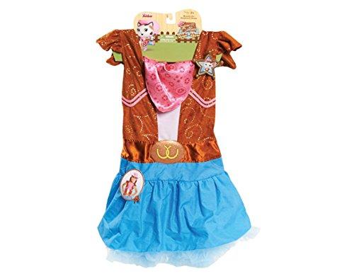 Sheriff Callie Dress up Set, 4-6x Size