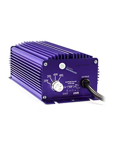 Lumatek–balastro electrónico (400W, Switch