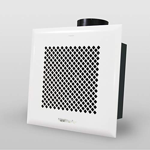 Hbao Ventilador Ventilador Extractor de cocina Ventilador de techo integrado Extractor de baño Ventilador de escape silencioso potente