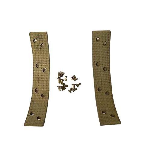 New Aftermarket Case Backhoe Brake Band Lining Kit 430-580B-C (2 Piece)