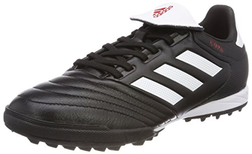 adidas Copa 17.3 Tf, Botas De Fútbol para Hombre, Multicolor (Core Black/ftwr White/core Black), 40 EU