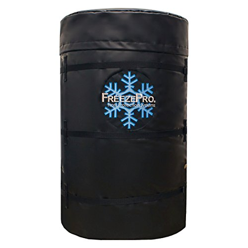 Great Features Of UniTherm FreezePro FPD7834 - 55-Gallon Insulated Drum Heating Blanket (-40ºF to 2...