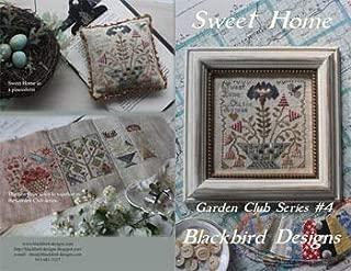 Sweet Home - Garden Club 4 Cross Stitch Chart