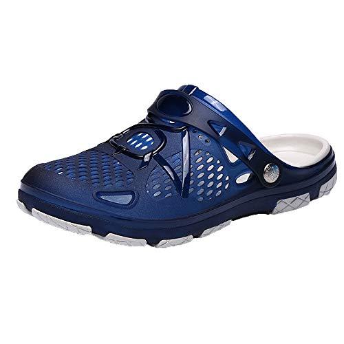 Femme Homme De Plein air Chaussons Décontractée Chaussures de Marche pour Hommes Tongs de Plage Chaussons de Plage d'été LianMengMVP