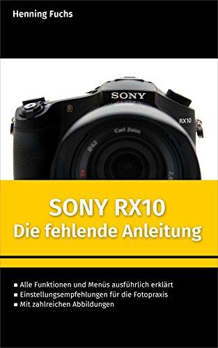 Sony RX10: Die fehlende Anleitung
