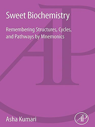 Sweet Biochemistry: Remembering Structures, Cycles, and Pathways by Mnemonics (English Edition)