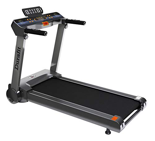 Durafit Spark 1.25 HP, Peak 2.5 HP DC Motorized Treadmill