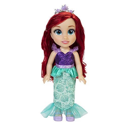 Jakks 97656-4L Disney Princess DP Arielle Puppe 35 cm, No Color