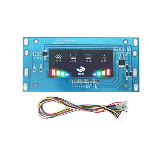 Purificador de agua Accesorios Square Computer Board Smart Micro LED Control Module RO Machine Control Panel Nuevo