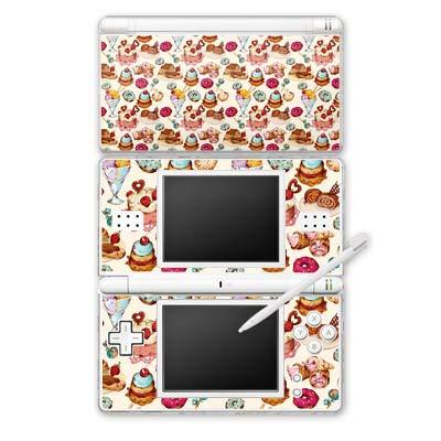 DeinDesign Skin kompatibel mit Nintendo DS Lite Aufkleber Sticker Folie Kochen Kuchen Thermomix Motive