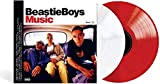 Beastie Boys Music - Exclusive Limited Edition Red & White Colored 2x Vinyl LP