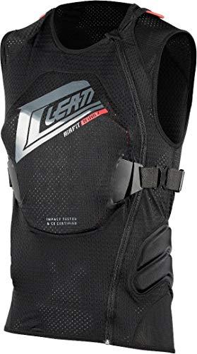 Leatt Unisex-Adult Body Vest (Black,S/M) -  5018200100