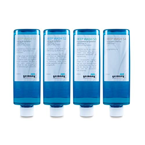 Hyfa Wasserlösung Profacial peel solution 4er Set