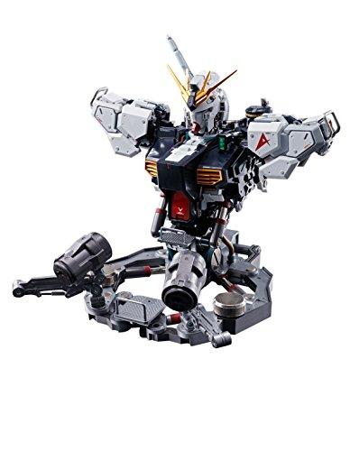 BANDAI Tamashii Nations Formani EX NU Gundam Figura de acción Char's CounterAttack
