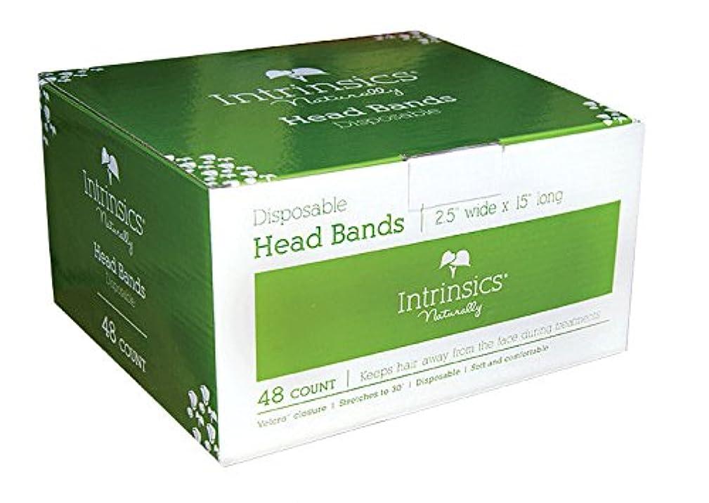 Intrinsics Disposable Head Bands - 2.5