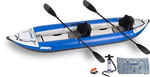 Sea Eagle Inflatable 420X Explorer Kayak Pro