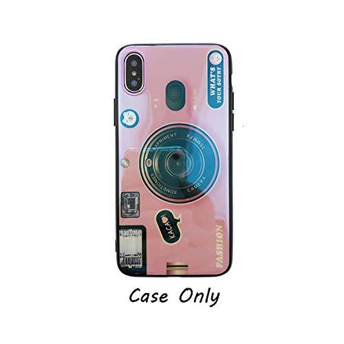 Funda de silicona para iPhone 11 Pro X XR XS MAX 6 S 7 8 Plus para Samsung S8 S9 S10 Note 8 9 10