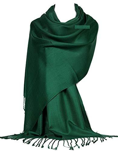 GFM® Schal im Pashmina Stil Schal (B9-205-HJ-60-GHR)