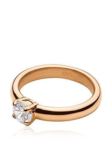 Dyrberg/Kern Ring Maja rosévergoldet DE 57