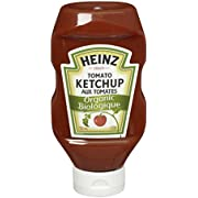 HEINZ Organic Ketchup - Inverted Bottle 750ML