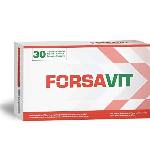 Forsavit ® | Resistencia y Potencia | Sin...