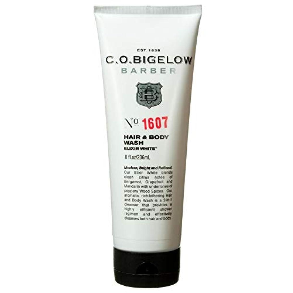 トピックベース後継[C.O. Bigelow] C.O.ビゲローエリクサー白い髪とボディウォッシュ - C.O. Bigelow Elixir White Hair And Body Wash [並行輸入品]