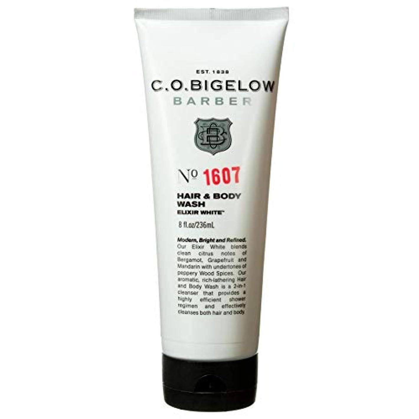 愛されし者不従順アイザック[C.O. Bigelow] C.O.ビゲローエリクサー白い髪とボディウォッシュ - C.O. Bigelow Elixir White Hair And Body Wash [並行輸入品]