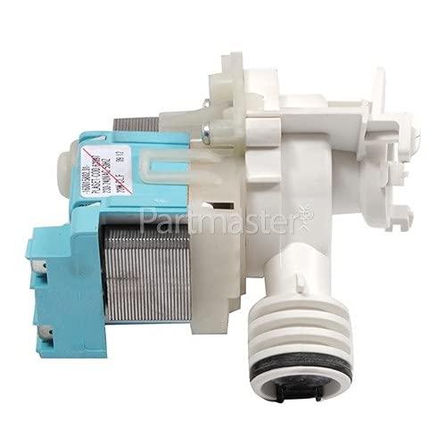 SPARES2GO Conjunto de bomba de drenaje compatible con lavavajillas Hotpoint Plaset 62097 20W