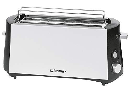 cloer Toaster 4 Scheiben Chrom