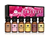 P&J Trading Fragrance Oil | Birthday Set of 6 - Scented Oil for Soap Making, Diffusers, Candle...