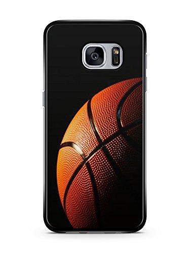 Carcasa para Samsung Galaxy S6 Edge Plus Basket 01 con bordes negros de silicona
