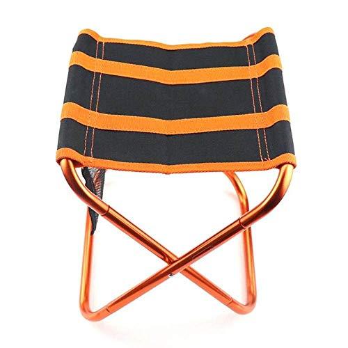 HSXQQL Klappstuhl Multifunktions Ultraleicht Outdoor Klapp Picknick Grill Stuhl Tragbare Camping Angeln Faltbarer Hocker Strand Reise BBQ Sitz, Oxford Tuch