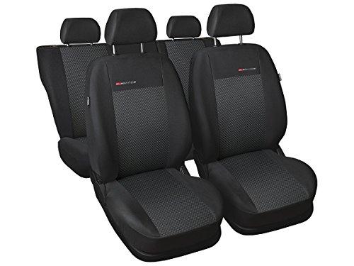 Duster Sitzbezüge nach Maß Autoplanen perfekte Passform Schonbezüge Sitzschoner Velour + Strickpolster ®Auto-schmuck (Duster 1 p3)