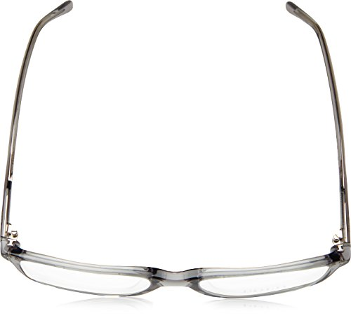 Polo Men's PH2155 Eyeglasses Shiny Semi Trasp Grey 54mm