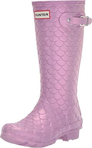 Hunter Kids Girl's Original Sea Dragon Boots (Little Kid/Big Kid) Sugar Kelp 5 Big Kid M
